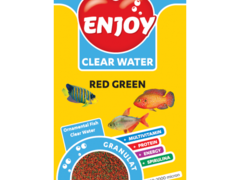 Hrana pentru pesti Enjoy Red Green Granule 250ml